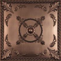 Alexander Bronze Ceiling Tiles
