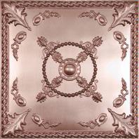 Alexander Copper Ceiling Tiles