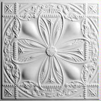 Avalon White Ceiling Tiles
