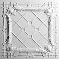 Bentley White Ceiling Tiles