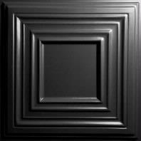 Bistro Black Ceiling Tiles