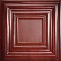 Bistro Cherry Wood Ceiling Tiles