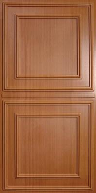 Cambridge Caramel Wood Ceiling Panels