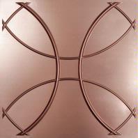 Celestial Copper Ceiling Tiles