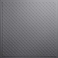 Diamond Plate Recycled Ceiling Tiles