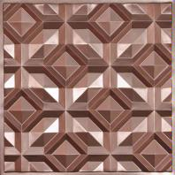 Doric Copper Ceiling Tiles