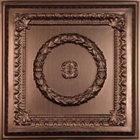 Evangeline Bronze Ceiling Tiles