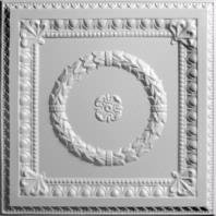 Evangeline White Ceiling Tiles