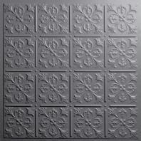 Fleur-de-lis Recycled Ceiling Tiles