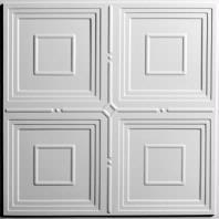 Jackson White Ceiling Tiles