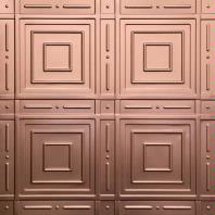Nantucket Copper Ceiling Tiles
