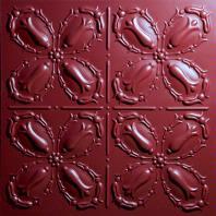 Orleans Merlot Ceiling Tiles