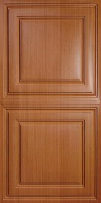 Oxford Caramel Wood Ceiling Panels