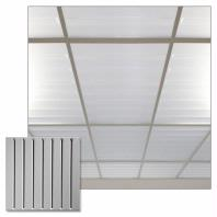 Southland Frosted Ceiling Tiles