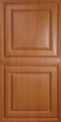 Stratford Caramel Wood Ceiling Panels
